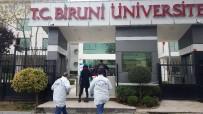 OKSIJEN - Üniversite Laboratuvarında Patlama Açıklaması 3 Yaralı