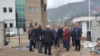 VALİ YARDIMCISI - Vali Bektaş, 69 Ambarlarındaki İnşaatları İnceledi