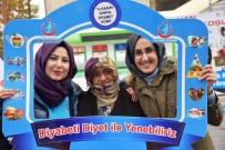 SAĞLIKLI BESLENME - Van'da 'Dünya Diyabet Günü' Etkinliği