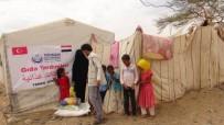 ASKERİ MÜDAHALE - Yedi Başak'tan Yemen'e Yardım Eli