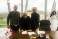 GÜMÜŞHANESPOR - Yeni Orduspor Nihat Balan İle Anlaştı
