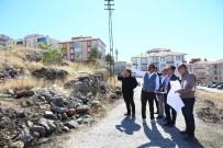 KıRıM - Yeni Park Projelerine Atapark'tan Başlandı