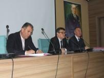 ÖĞRETMENEVI - Yerköy'de Köylere Hizmet Götürme Birliği Toplantısı Yapıldı