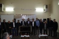 HALK EĞİTİM - Yusuf Kaplan Sındırgı'da Konferans Verdi