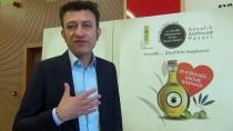 EGZERSİZ - 'Zeytinyağı, Ceviz Ve Badem Damarları Gençleştiriyor'