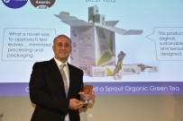 2,5 Yapraklı Organik Yeşil Çay Dünya İnovasyon Birincisi Oldu