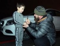 REKOR DENEMESİ - 5 yaşındaki rekortmen çocuğa Mercedes aldı