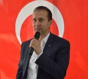 TOPLU TAŞIMA - Aday Adayı Hakan Çağlar Erürker, Hedeflerini Açıkladı