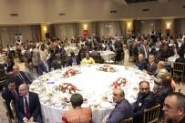 ESKİŞEHİR VALİSİ - Afrikalı Büyükelçi Ve Ataşeler Onuruna Yemek