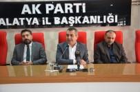 BASIN AÇIKLAMASI - AK Parti'de Temayül Yoklaması Yapılacak
