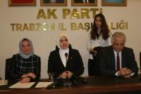 DOĞU KARADENIZ - AK Parti Eski Milletvekili Ayşe Sula Köseoğlu Trabzon Büyükşehir Belediye Başkanlığı İçin Aday Adaylığını Açıkladı