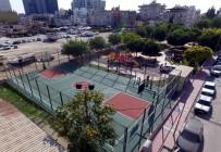 ÇUKUROVA KALKıNMA AJANSı - Akdeniz Belediyesi Spor Tesislerini Yeniliyor