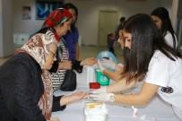ŞEKER HASTALıĞı - Akdeniz Üniversitesi Hastanesi'nde Dünya Diyabet Günü Kutlandı