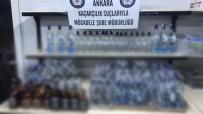 ANKARA EMNİYET MÜDÜRLÜĞÜ - Ankara'da Kaçak İçki Operasyonu Açıklaması 22 Gözaltı