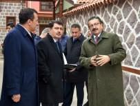 VASIP ŞAHIN - Ankara Valisi Şahin'den Altındağ'a Ziyaret