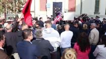 PROTESTO - Arnavutluk'ta 'Çevre Yolu' Protestosu