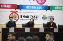 İŞİTME ENGELLİ - Atakum'da 'Sessizliğe Ses Ver' Semineri
