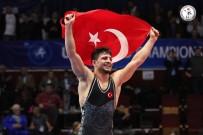 EĞİTİM MERKEZİ - Aydınlı Sporcu Dünya Şampiyonu Oldu