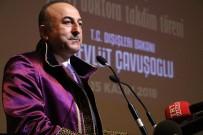 SİYASAL BİLGİLER FAKÜLTESİ - Bakan Çavuşoğlu'na Fahri Doktora Unvanı