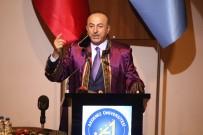 SİYASAL BİLGİLER FAKÜLTESİ - Bakan Çavuşoğlu'ndan 'AB' Açıklaması