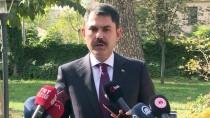 Murat Kurum - Bakanı Kurum'da Kentsel Dönüşümde Sigorta Açıklaması