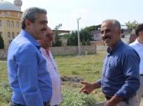 YOL ÇALIŞMASI - Başkan Alıcık; 'Vatandaşımız Her Koşulda Çalışan Bir Nazilli Belediyesi Gördü'