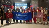BAU Kardelen Halk Dansları Topluluğu NBA Maçında
