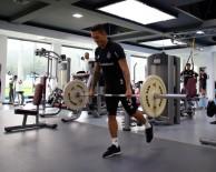 BABEL - Beşiktaş, Milli Futbolcularından Yoksun Çalıştı