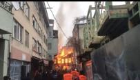 KAYHAN - Bursa'da Ahşap Ev Alevlere Teslim Oldu...(1)
