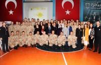 YILDIRIM BELEDİYESİ - Bursa İl Jandarma Komutanlığından 'Şiddetle Mücadele' Eğitimi