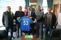 RIZESPOR - Çaykur Rizespor Kulübü, İl Milli Eğitim Müdürlüğü Ve Gençlik Spor Müdürlüğü İle Protokol İmzaladı