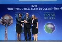 YETKINLIK - ÇEDAŞ'a 'Mükemmellik' Ödülü