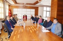 Çermik'te Bağımlıkla Mücadele İlçe Koordinasyon Kurulu Toplantısı Yapıldı