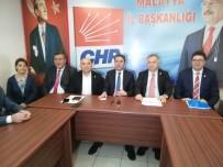 CHP'nin Aday Tespit Heyeti Malatya'da