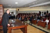 VEFA SALMAN - CHP'nin Yalova Belediye Başkan Adayı Vefa Salman Açıklaması