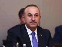 ÇAVUŞOĞLU - Dışişleri Bakanı Çavuşoğlu'dan Kaşıkçı cinayetine ilişkin açıklama