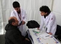 İSTANBUL ÜNIVERSITESI - Diyabet Ve KOAH Gününde Sağlık Taraması