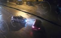 TRAFİK KANUNU - Drift Yaparken Şehir Polis Kameralarına Yakalandılar