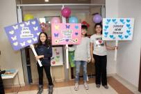 DİYETİSYEN - Dünya Diyabet Günü'nde Çocuk Hastalara Dikkat Çektiler