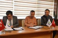 İDRİS ŞAHİN - Düzce Üniversitesi Mesleki Astım Araştırma Projesi Uygulama Protokolüne İmza Attı
