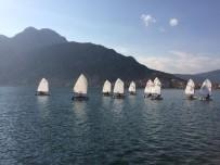 Eğirdir Belediyespor Yelken Takımı Bodrum'a Gidiyor