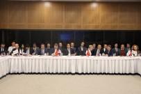 ŞEHİR HASTANELERİ - Elazığ'da YGAP Hastaneleri Değerlendirme Toplantısı