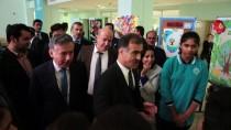 KARAÇAY - Erbil Uluslararası Maarif Okulu 500 Fidan Dikti