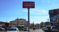ÇAVUŞOĞLU - Erciş'te Şehitler Anısına Cadde İsmi Değiştirildi