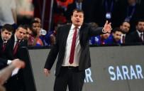 DERBİ MAÇI - Ergin Ataman Açıklaması 'Seyircimizin Desteğiyle Bu Önemli Maçı Kazanmak İstiyoruz'