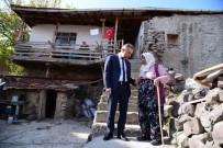 LOKMAN ERTÜRK - Ertürk'ten Köylere Ziyaret