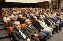 İSTANBUL ÜNIVERSITESI - Esenler'de Mevlid-İ Nebi Haftası Nedeniyle  'Sünnet' Paneli Düzenlendi