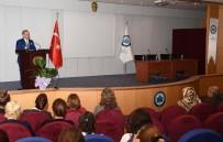 FAKÜLTE - ESOGÜ'de 'Diyabetle Barışık Yaşamak' Temalı Bilgilendirme Toplantısı