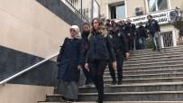 İSTANBUL EMNİYET MÜDÜRLÜĞÜ - FETÖ/PDY Şüphelileri Adliyeye Sevk Edildi