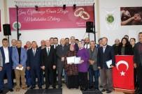 TARIM ÜRÜNÜ - Fındık Eğitimi Alan Çiftçilere Sertifikaları Verildi